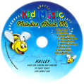 Melodies About Me Friendly Songs Personalized Kids Music CD