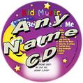CUSTOM NAME - Bedtime for Me Personalized Lullaby Music CD