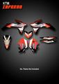 Inferno Semi Pro-Kit KTM