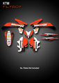 Flyboy Semi Pro-Kit KTM