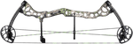"Bear Crux RTH (ready to hunt) Compound Bow, 25.5 -30.5"" draw length,  60-70 # draw weight, Right hand, Realtree Xtra Green Camo -  A5CX21007R"