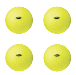 Atec Hi.Per Power Weighted Training Ball - 4 Pack - Baseball Size