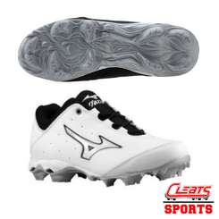 Mizuno 9-Spike Finch Elite Switch Fastpitch Molded Cleat