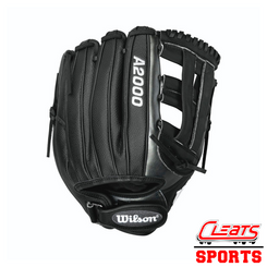 """Wilson A2000 Fastpitch INF12SS Superskin - 12"""" Dual Post Web"""