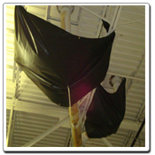 SafeGuards Roof Leak Diverters