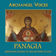 CD - Panagia (Archangel Voices)