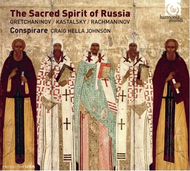 CD -  Sacred Spirit of Russia