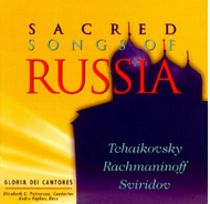 CD - Sacred Songs of Russia