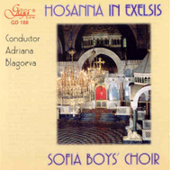 Sofia Boy's Choir, Hosanna in Exelsis (mp3 download)
