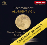 CD - Rachmaninoff's All-Night Vigil
