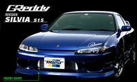 Greddy (Trust) Lip Spoiler for Nissan S15 Factory Bumper