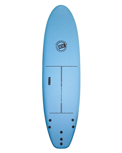 Surf School Softboard - 7'0""
