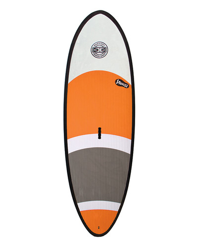 Squeeze Soft Top SUP Board - 7'6""