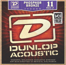 Dunlop Acoustic Guitar Strings 11-52