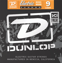 Dunlop Electric Guitar Strings 9-42