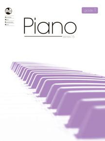 A.M.E.B. Piano Series 16 - Grade 1