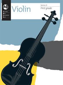 A.M.E.B. Violin Series 9 - Grade 1