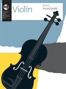 A.M.E.B. Violin Series 9 - Grade 2