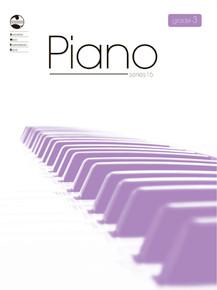 A.M.E.B. Piano Series 16 - Grade 3