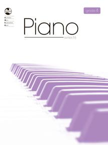 A.M.E.B. Piano Series 16 - Grade 4