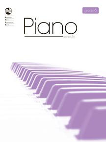 A.M.E.B. Piano Series 16 - Grade 6