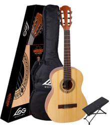 LAG Occitania 44 Series Classical Guitar