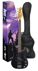 Vintage Style Bass Guitar