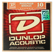 Dunlop Acoustic Guitar Strings 10-48