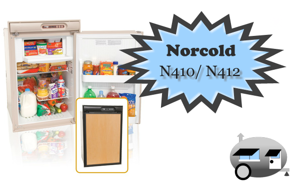 Norcold N410 & N412 Parts
