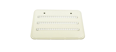 Norcold Lower Outside Side Vent Door 621156PW (polar white) *this is also available in bright white and black.