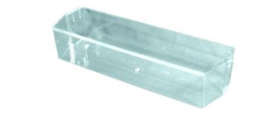 Norcold Lower Door Bin 619005 - Large (fits the N6/ N8/ N1095 models) - Clear