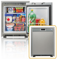Norcold NR740SS Refrigerator (1.7 cubic foot) duel electric, AC/DC