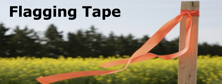 View All Flagging Tape