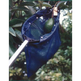 When you want to get every piece of fruit on the tree, try this Clip-N-Pick Telescoping Fruit Picker.