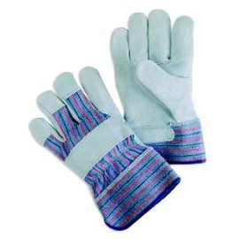 When you want great flexibility mixed with excellent protection, try these Single Leather Palm Gloves.
