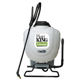 Reduce the amount of times you have to refill your pump sprayers with this Field King professional backpack sprayer. (#190328)