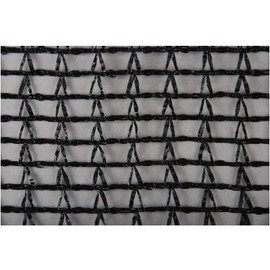 Need just a little bit of protection from a greenhouse shade cloth? Use this Dewitt 30% black knitted shade cloth.