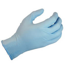 When you need tactile sensitivity coupled with puncture resistance, be sure to pick up these N-Dex 8 Mill Disposable Nitrile Gloves-Powdered