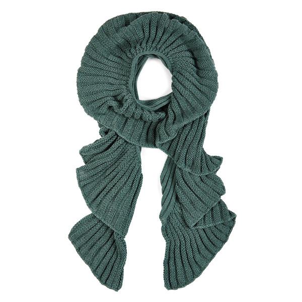 Victoria scarf - Sage