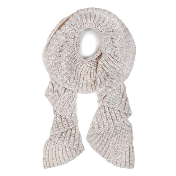 Victoria scarf - Vanilla