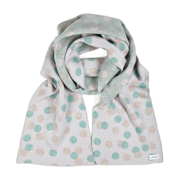 Freckles scarf - Lagoon