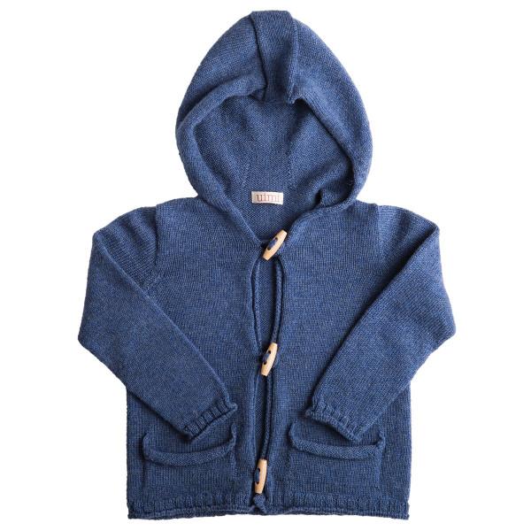Troy hoodie - Denim