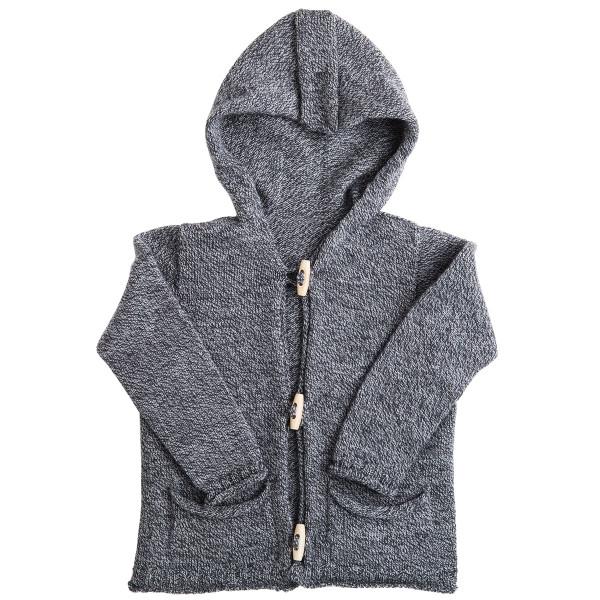 Troy hoodie - Pepper