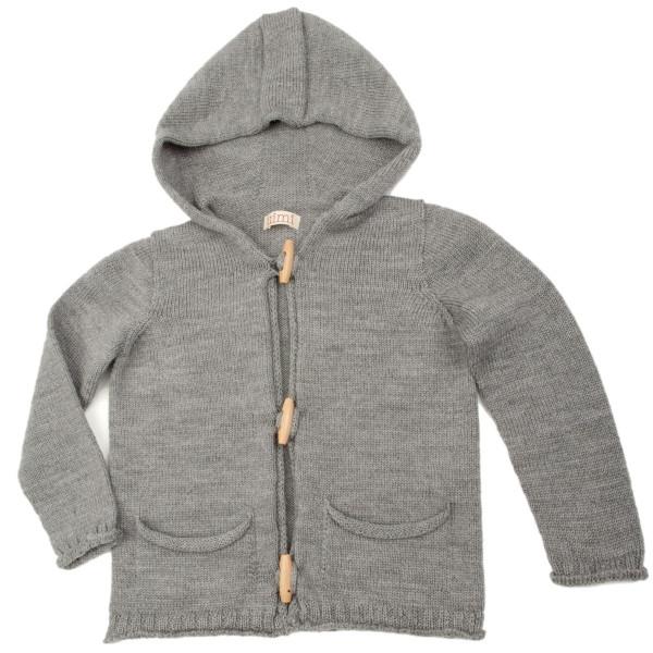 Troy hoodie - Smoke