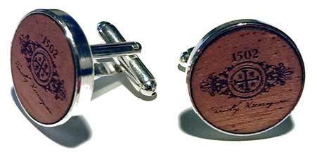 1502 Cigars cufflinks