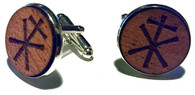 Roma Craft Tobac cufflinks