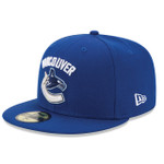 Vancouver Canucks New Era 59FIFTY Fitted Hat