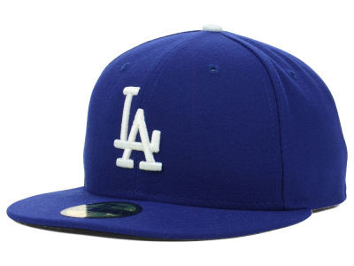 LA Dodgers New Era 59FIFTY Fitted Hat