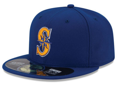 Seattle Mariners New Era 59FIFTY Fitted Hat