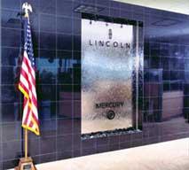 Lincoln Custom Fountain